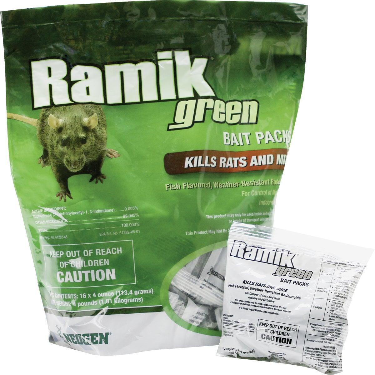 PCH RAMIK RAT/MOUSE BAIT - 116341 by Neogen Corp