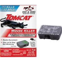 Tomcat Mouse Killer Disposable Mouse Bait Station, 370610