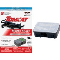 Tomcat Mouse Killer II Disposable Mouse Bait Station, 371510