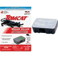 Tomcat Mouse Killer II Disposable Mouse Bait Station, 371610