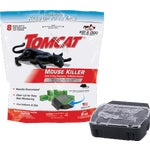 Refillable Tier 1 Tomcat Mouse Bait Station