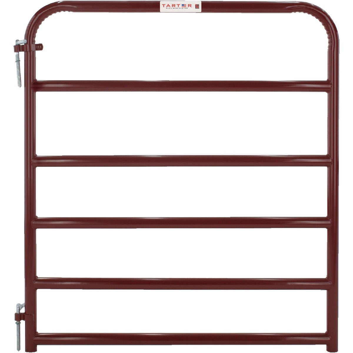 4' 6BAR RED ECONO GATE - 6ER4 by Tarter Llc