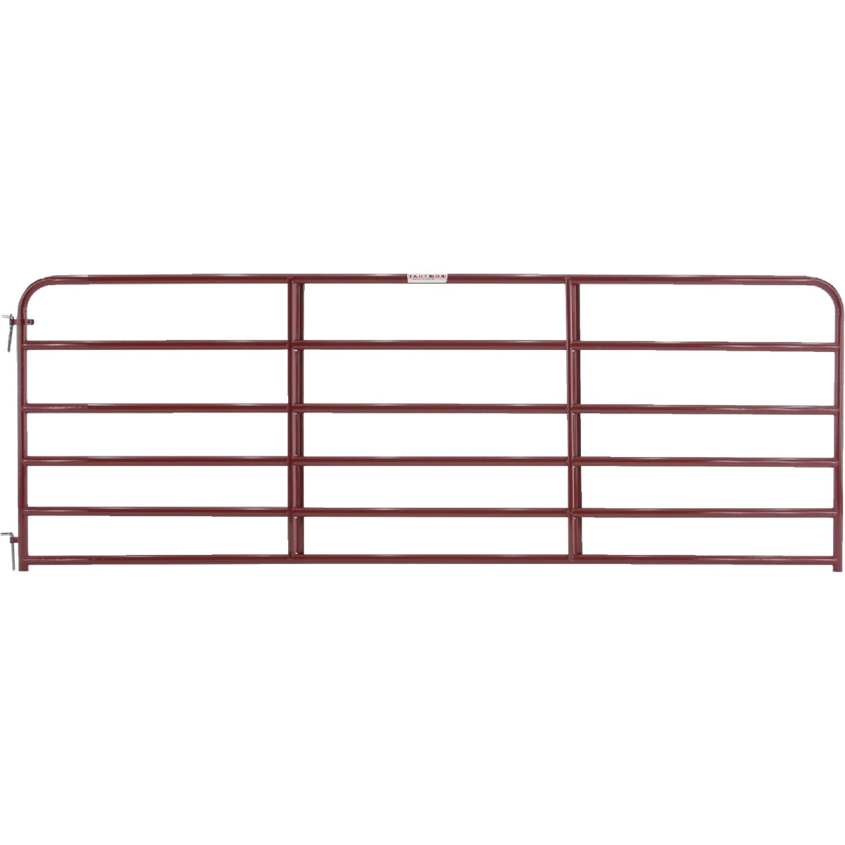 12' 6BAR RED ECONO GATE - 6ER12 by Tarter Llc