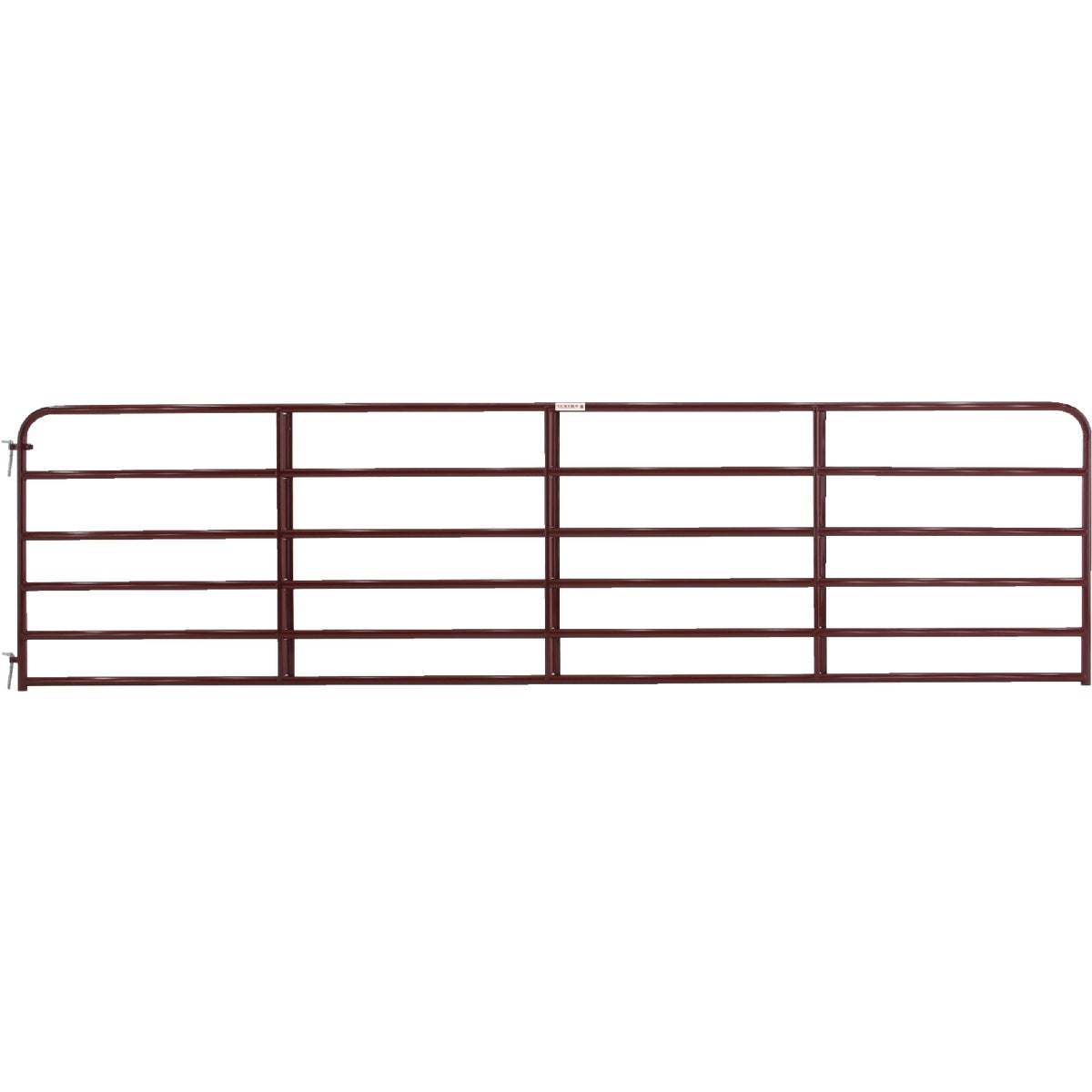 16' 6BAR RED ECONO GATE - 6ER16 by Tarter Llc