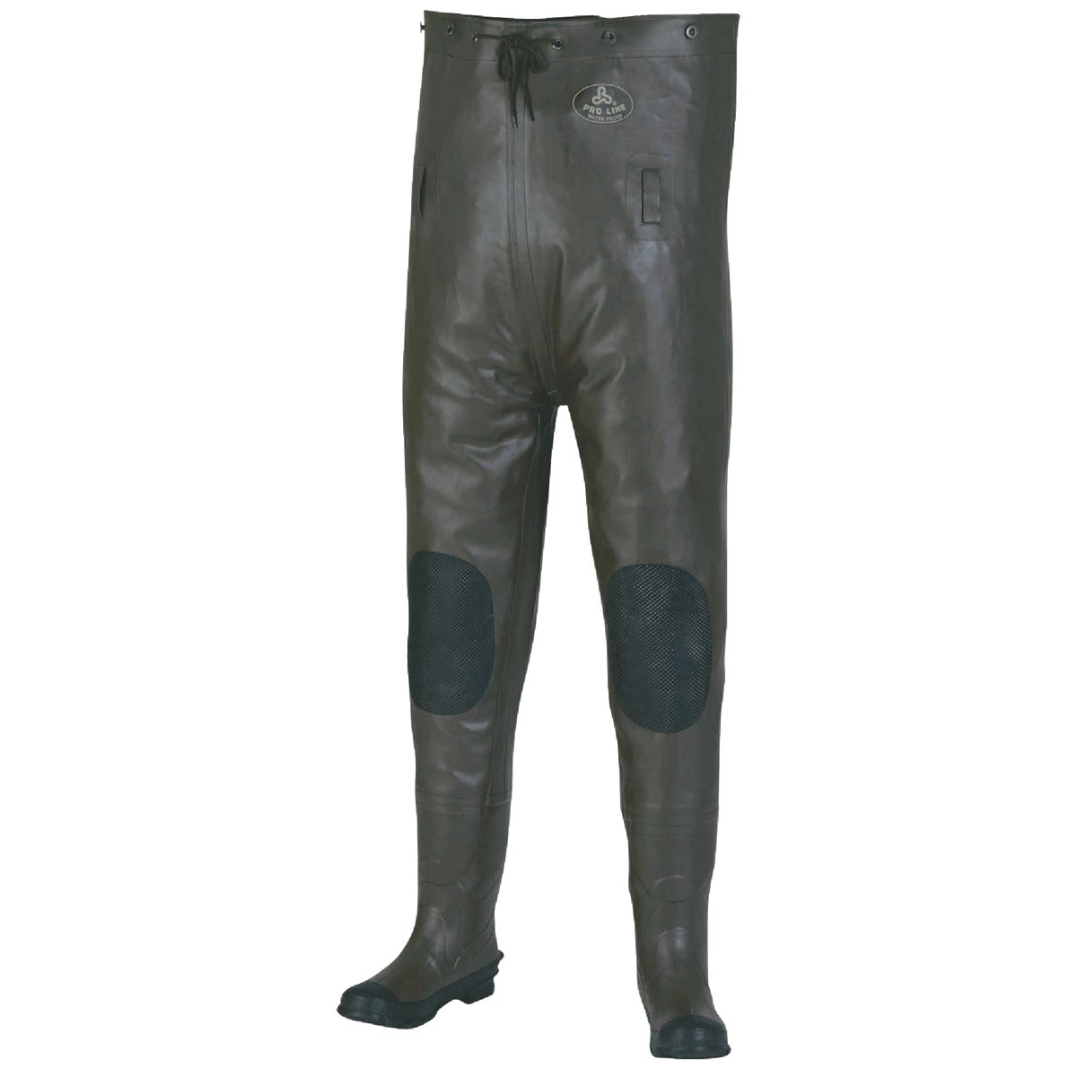 SZ 12 CHEST WADER - 2012-12 by Pro Line Mfg Co