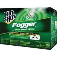 United Industries Corp 3PK HOT SHOT FOGGER HG-20137