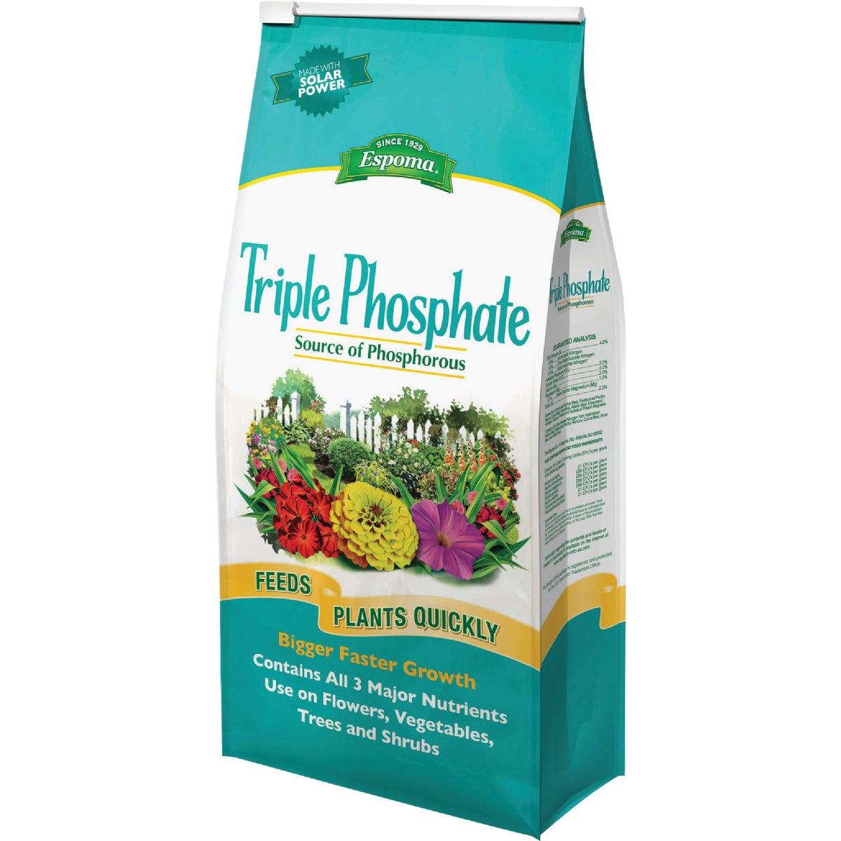 5LB TRIPLE PHOSPHATE - 66005 by Good Earth Organics