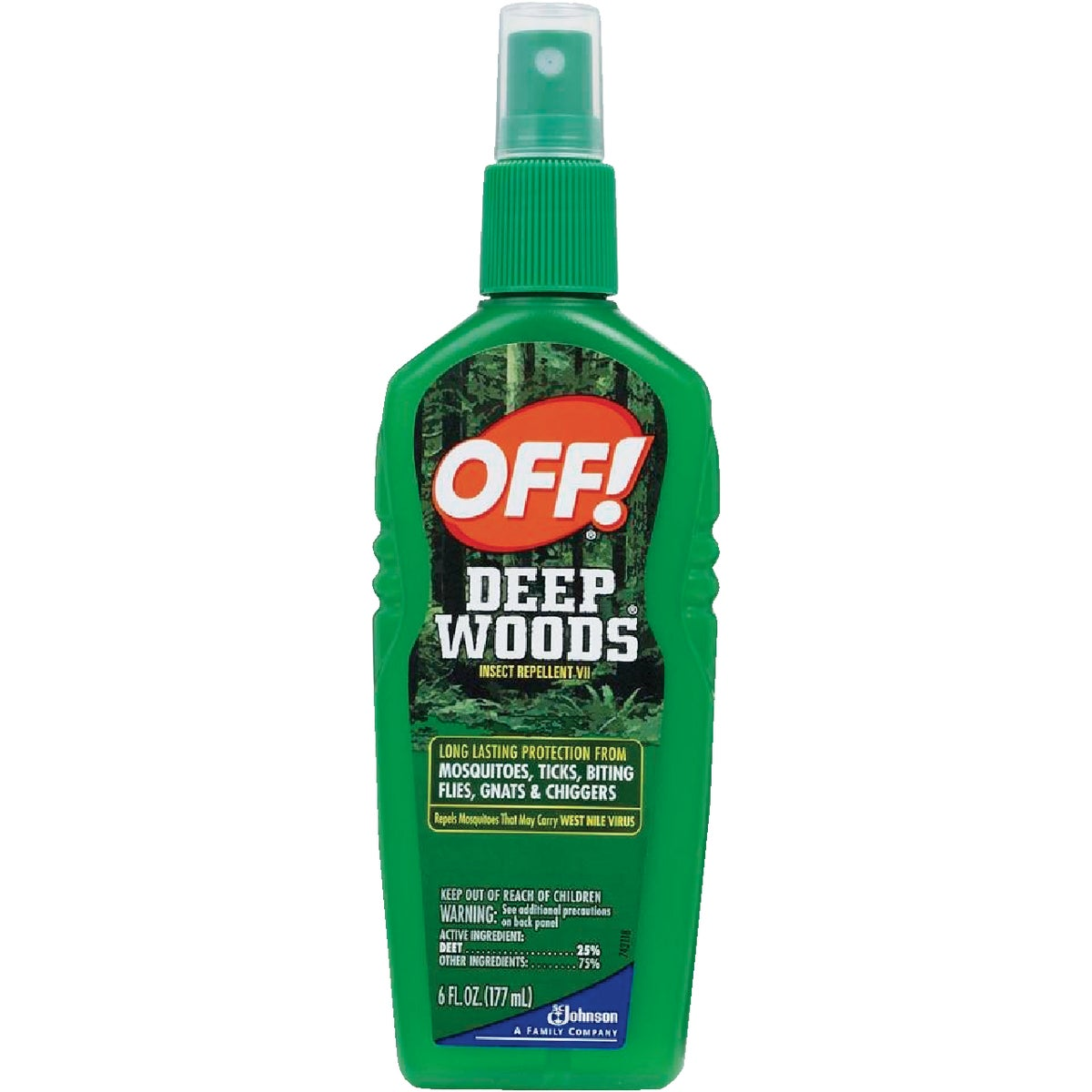 DEEP WOODS BUG REPELLENT - 21845 by Sc Johnson