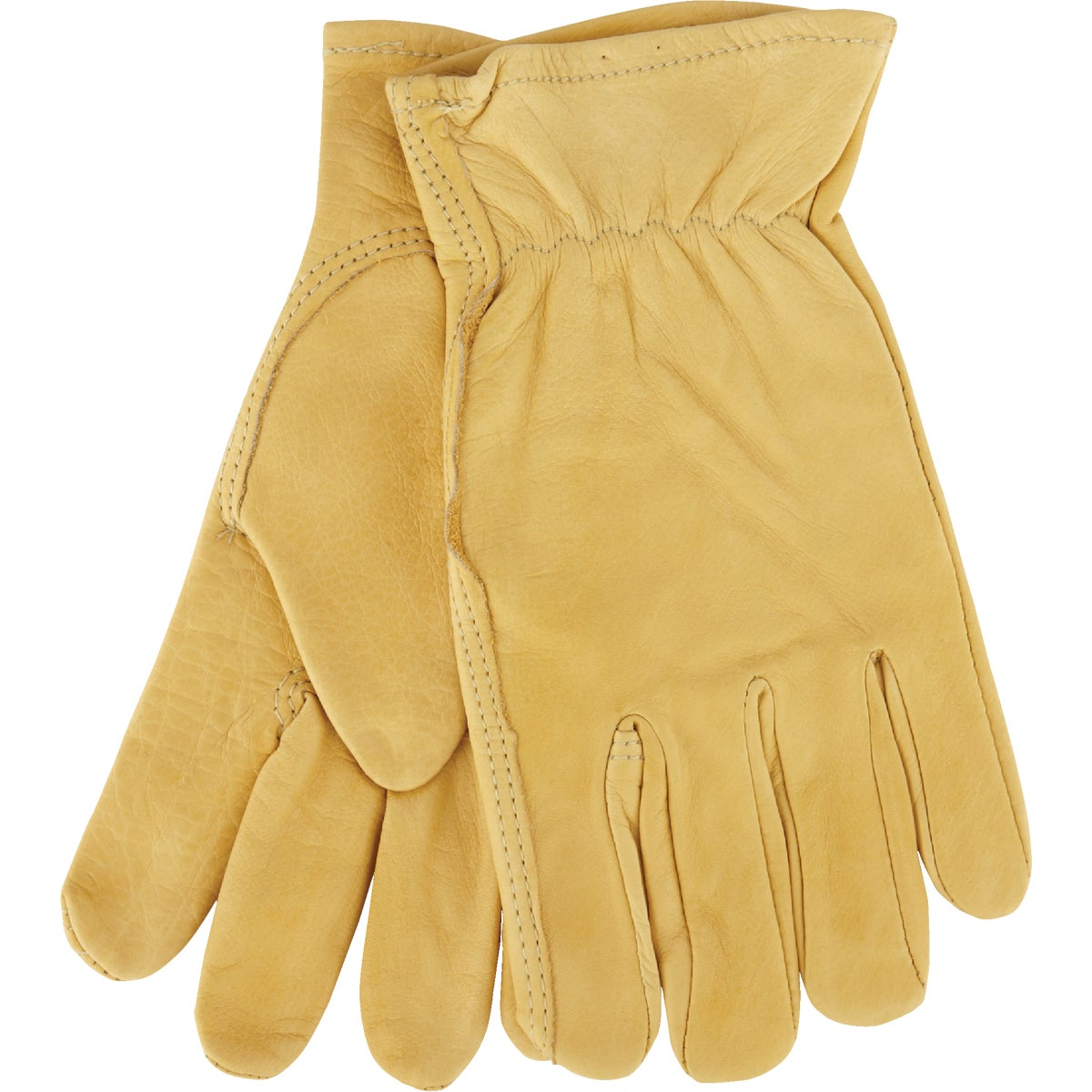 MED LEATHER GLOVE - 710270 by Do it Best