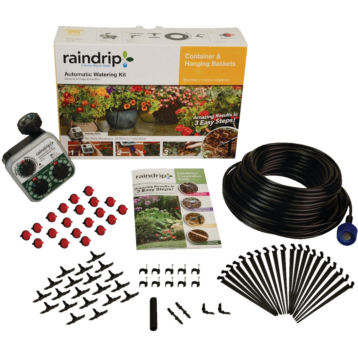 PATIO DRIP WATERING KIT - R559DP by Raindrip Inc
