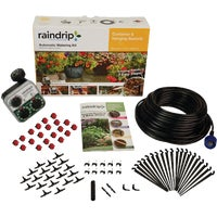 Raindrip Patio Drip Irrigation Watering Kit, R560DP