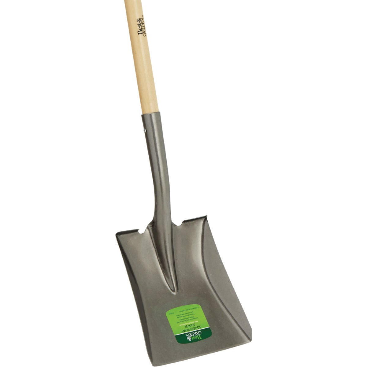 LONG HDL SQ PT SHOVEL