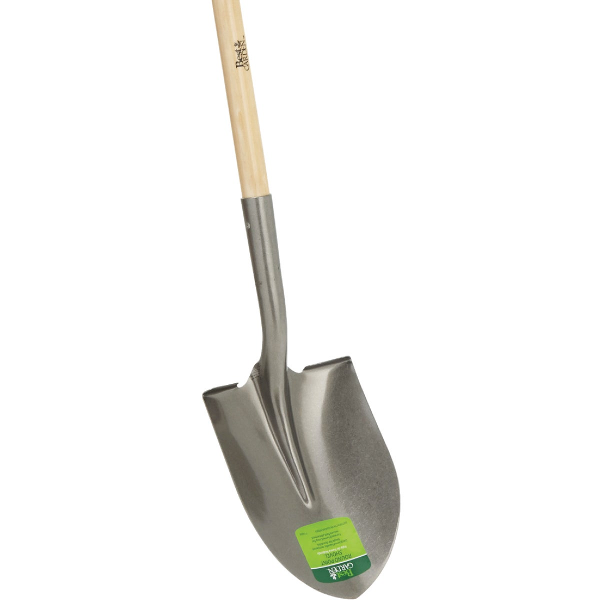 Long Hdl Rd Pt Shovel