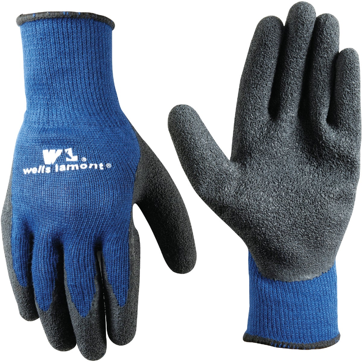 MED LATEX COATED GLOVE