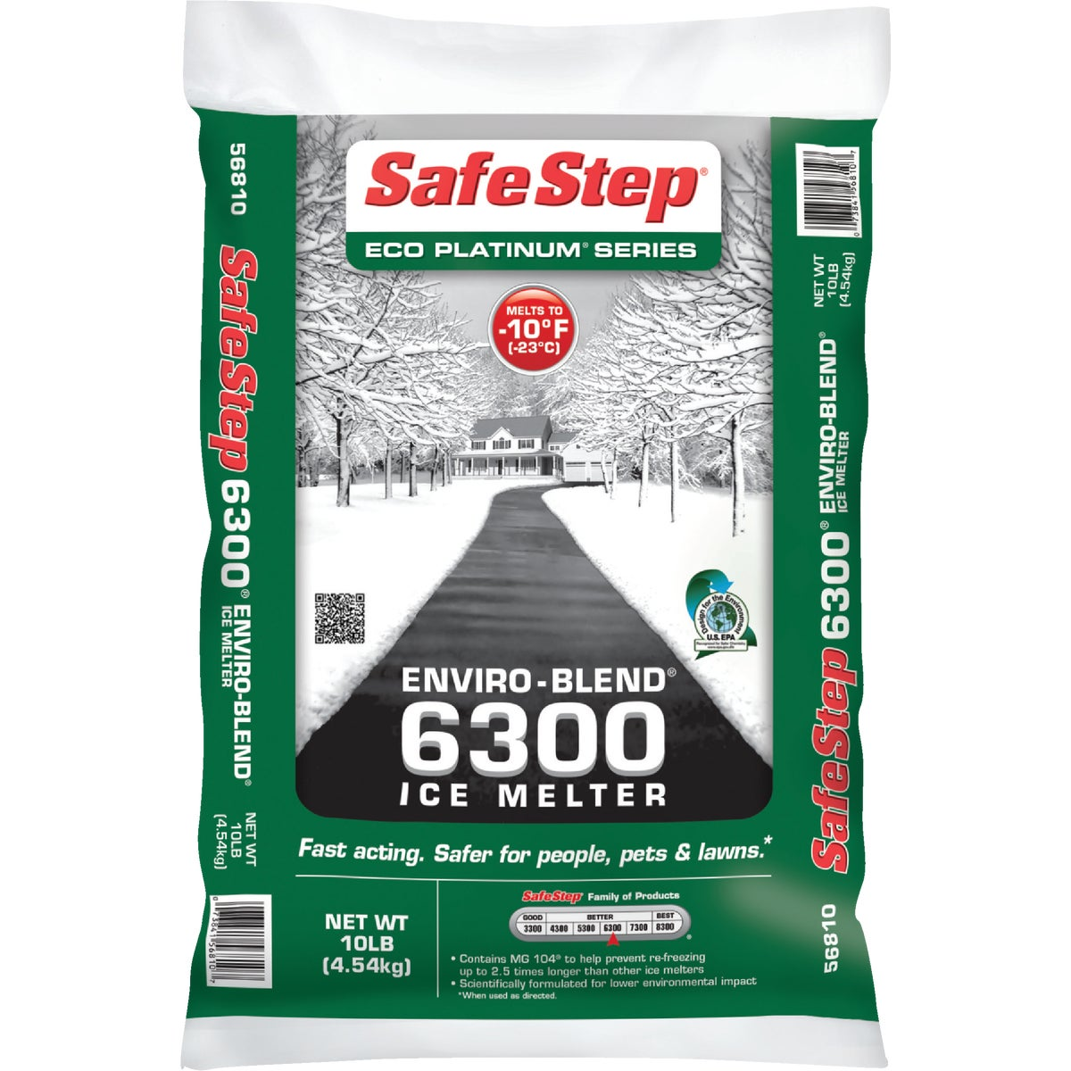 10LB ICE MELTER - 56810 by North American Salt