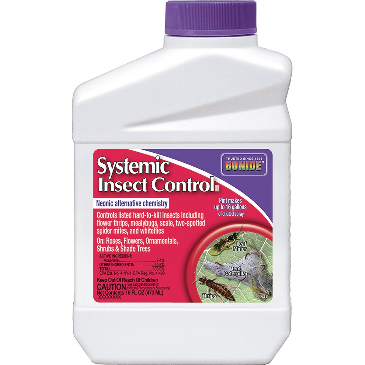 PT INSECT SYSTEMIC SPRAY