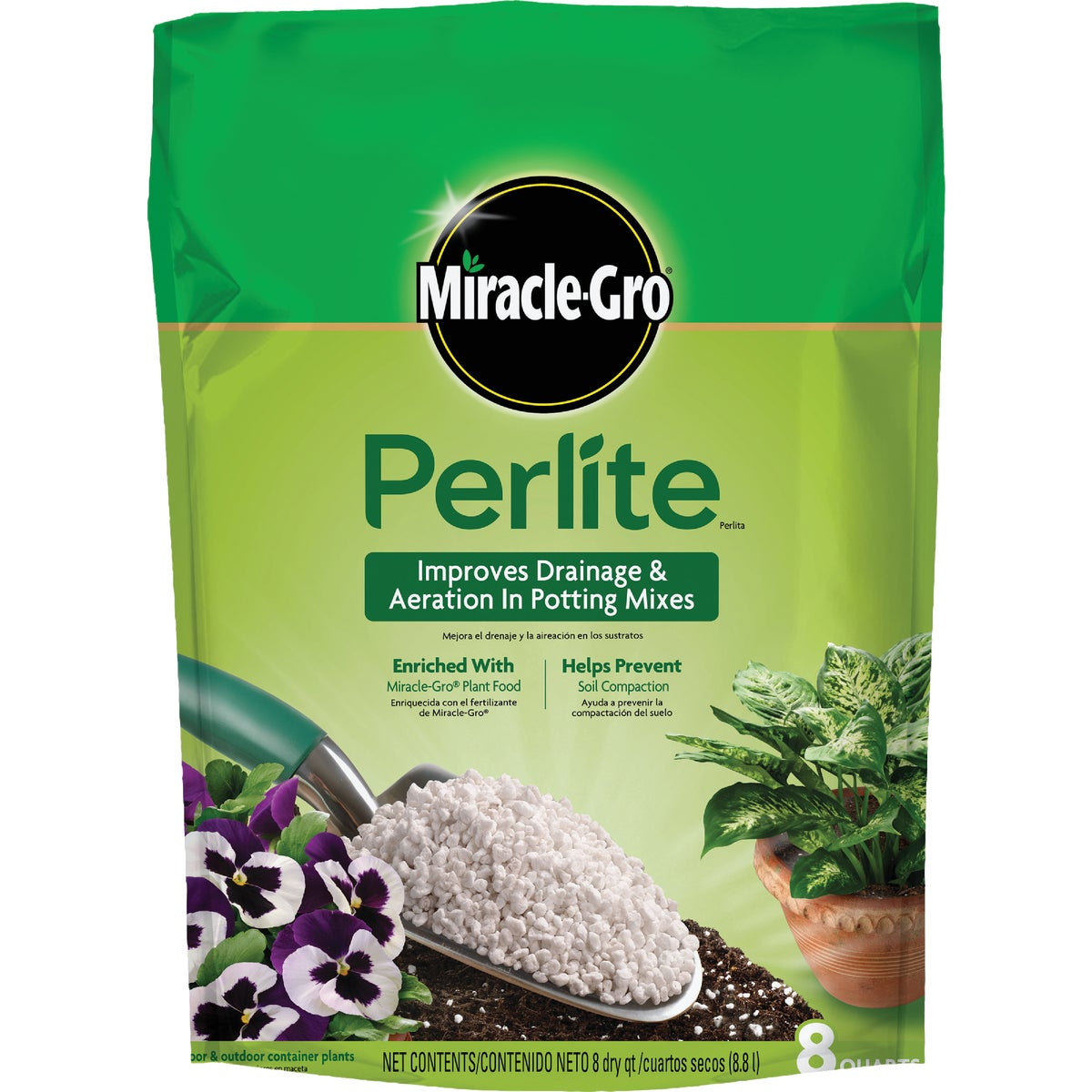 8QT MIRACLE GRO PERLITE - 74278430 by Scotts Organics