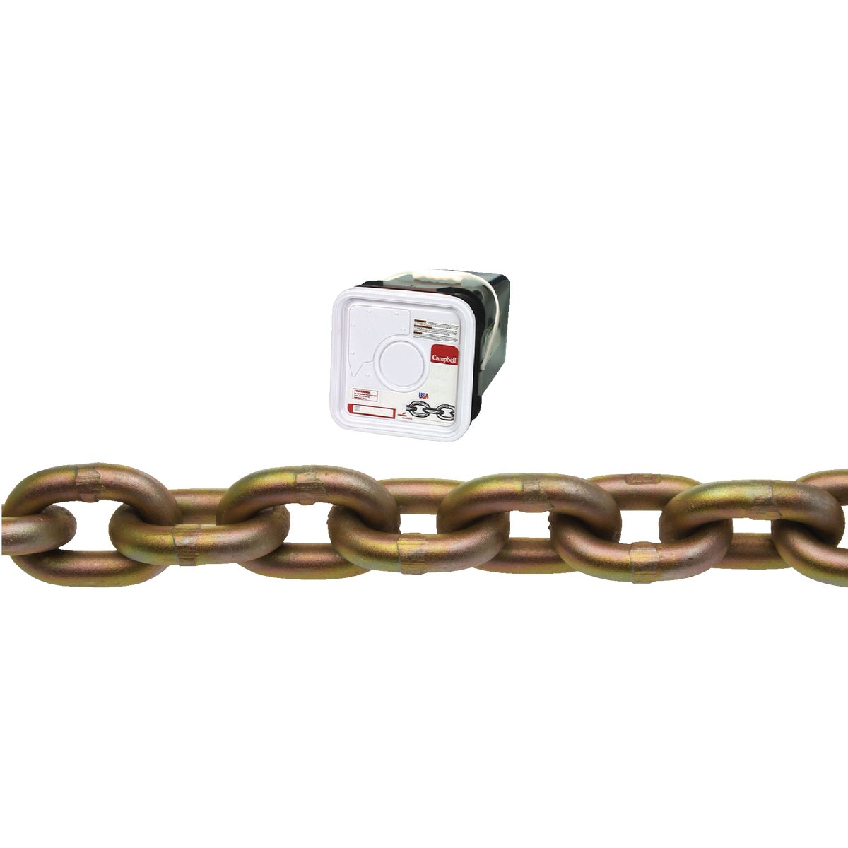 "45' 3/8"" G70 CHAIN - 0510626 by Cooper Campbell Apex"