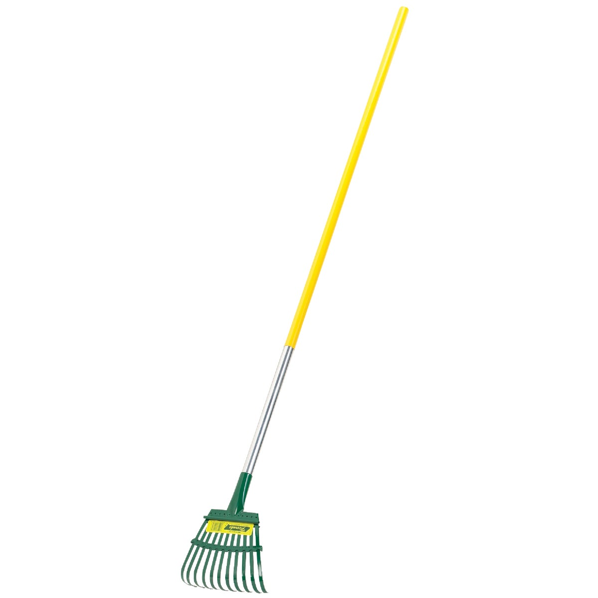 "8"" ALUM HDL SHRUB RAKE - 3A by Flexrake Corp"