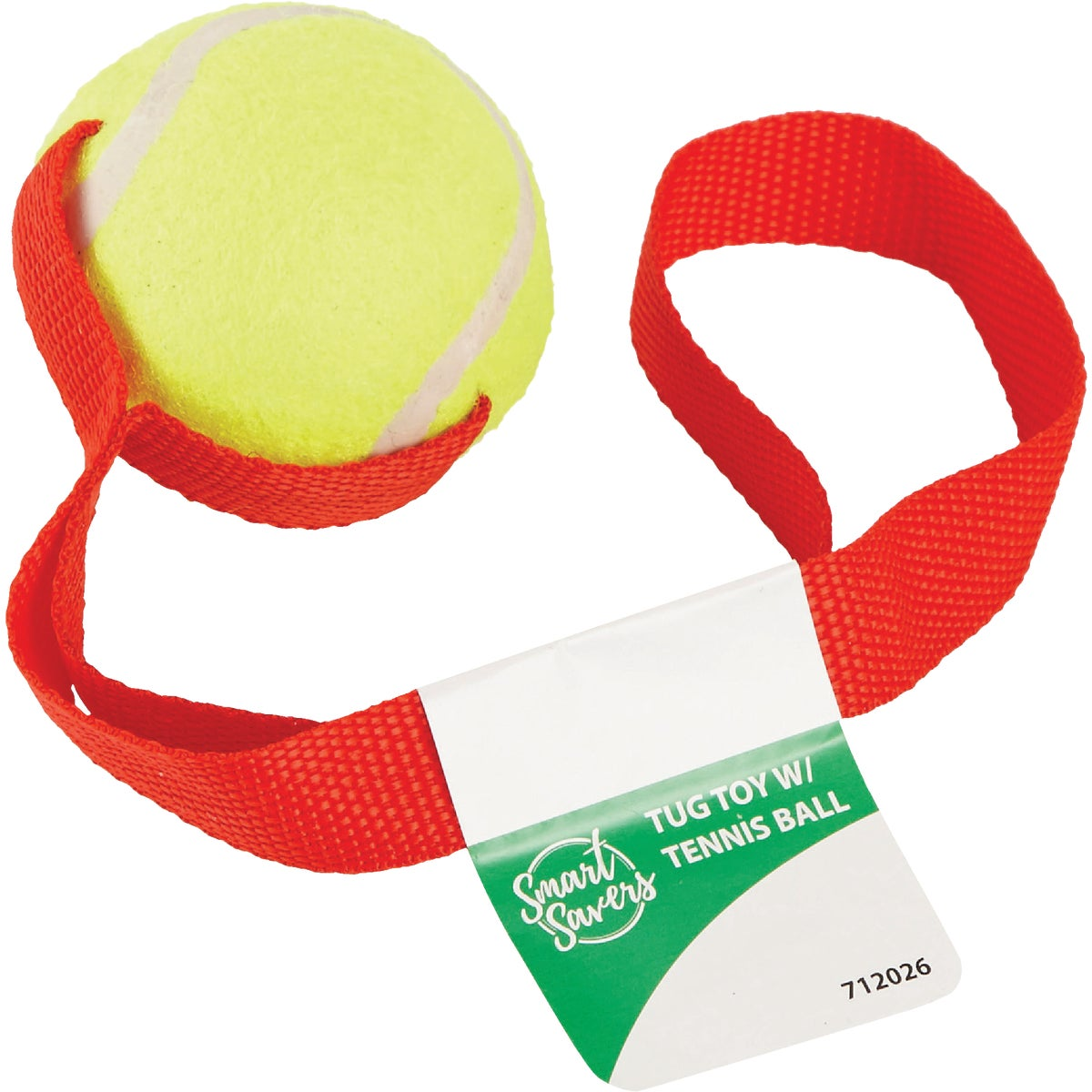 TUG TOY W/TENNIS BALL - CC401019 by Do it Best