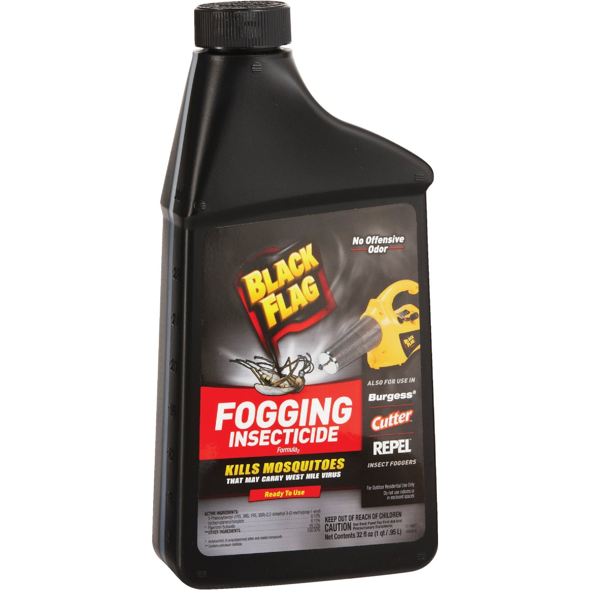 32OZ INSECT FOGGER FUEL - 190255 by Fountainhead Group
