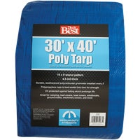 Do it Best GS Tarps 30X40 BLUE MED DUTY TARP 712187