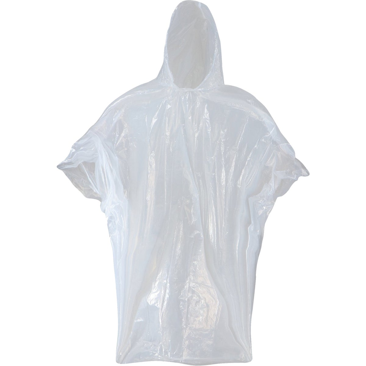 CLEAR 4MM PONCHO