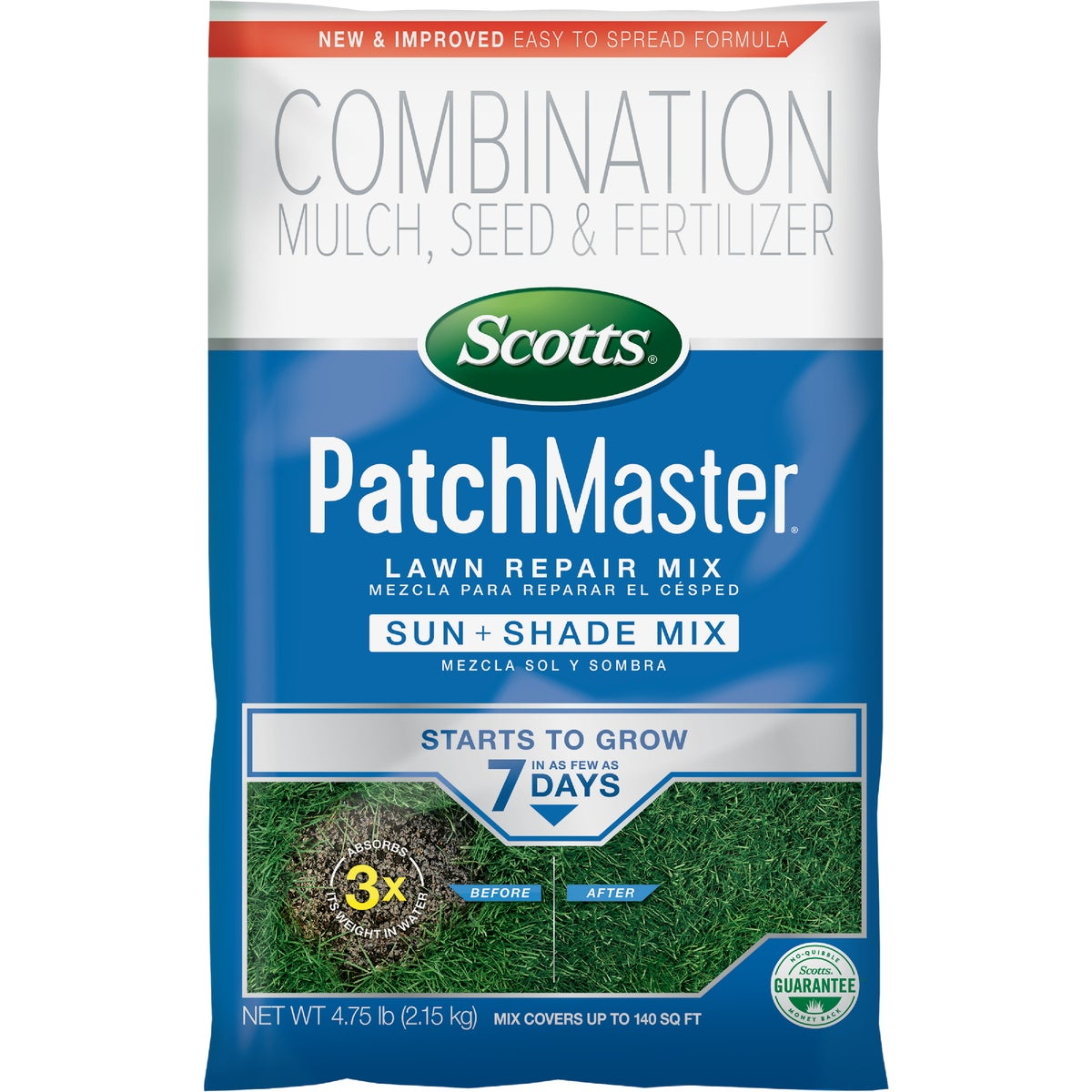 4.75#SUN/SHD PATCHMASTER - 14940 by Scotts Company