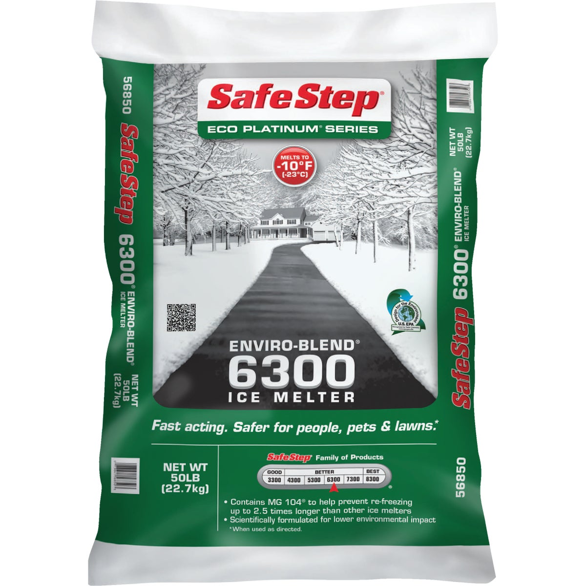 50LB ICE MELTER - 56850 by North American Salt