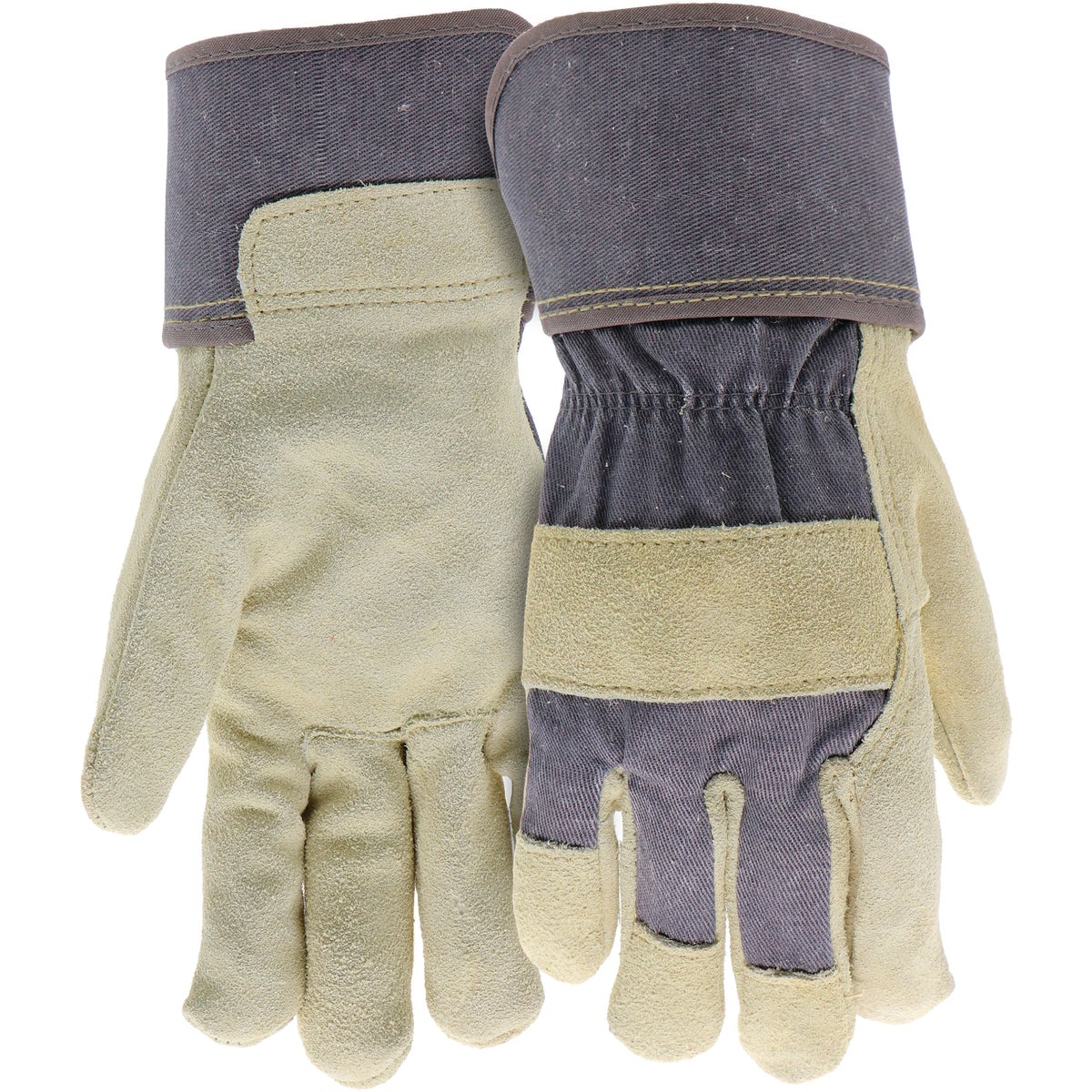 MED LADY LTHR PALM GLOVE - 4113M by Wells Lamont