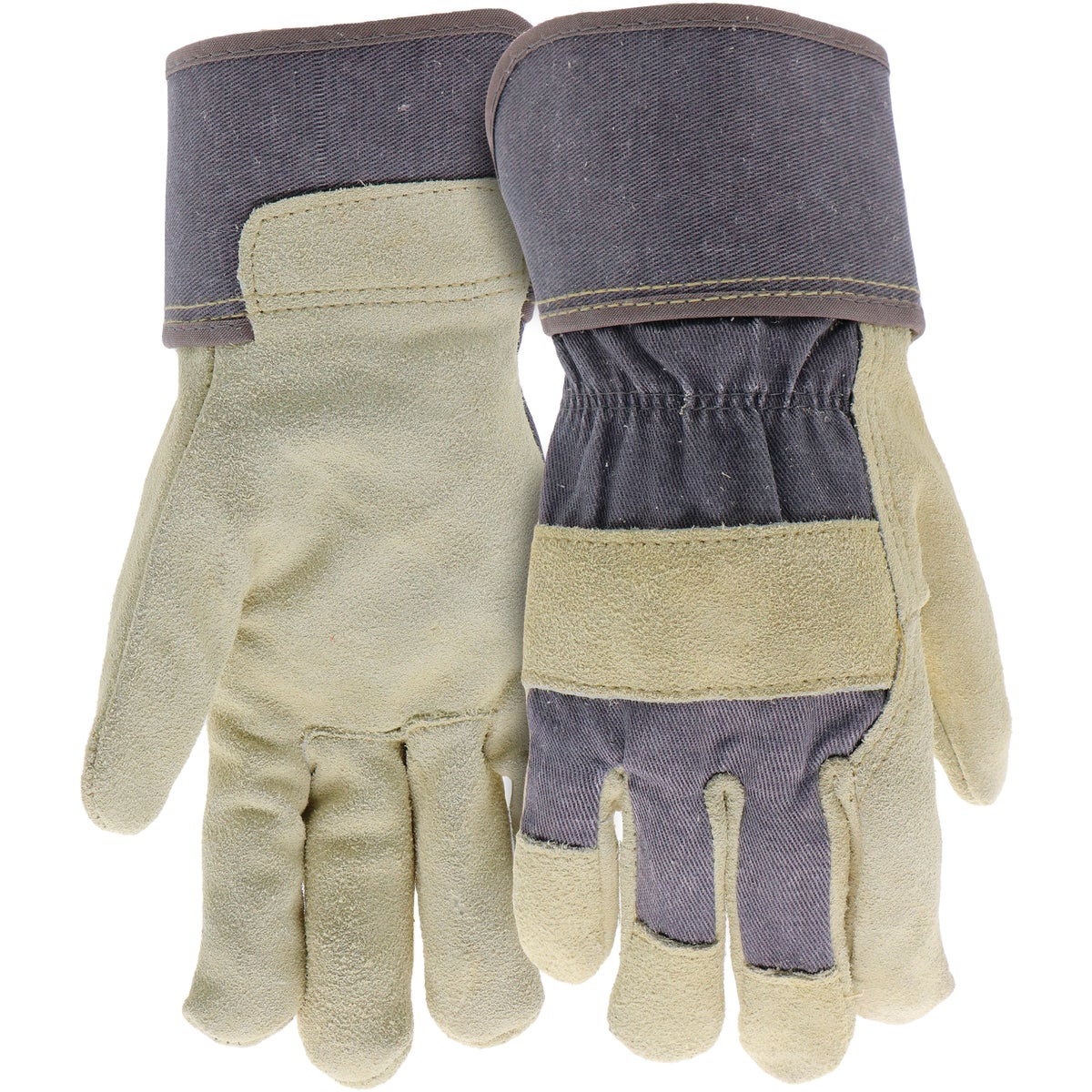SML LADY LTHR PALM GLOVE - 4113S by Wells Lamont