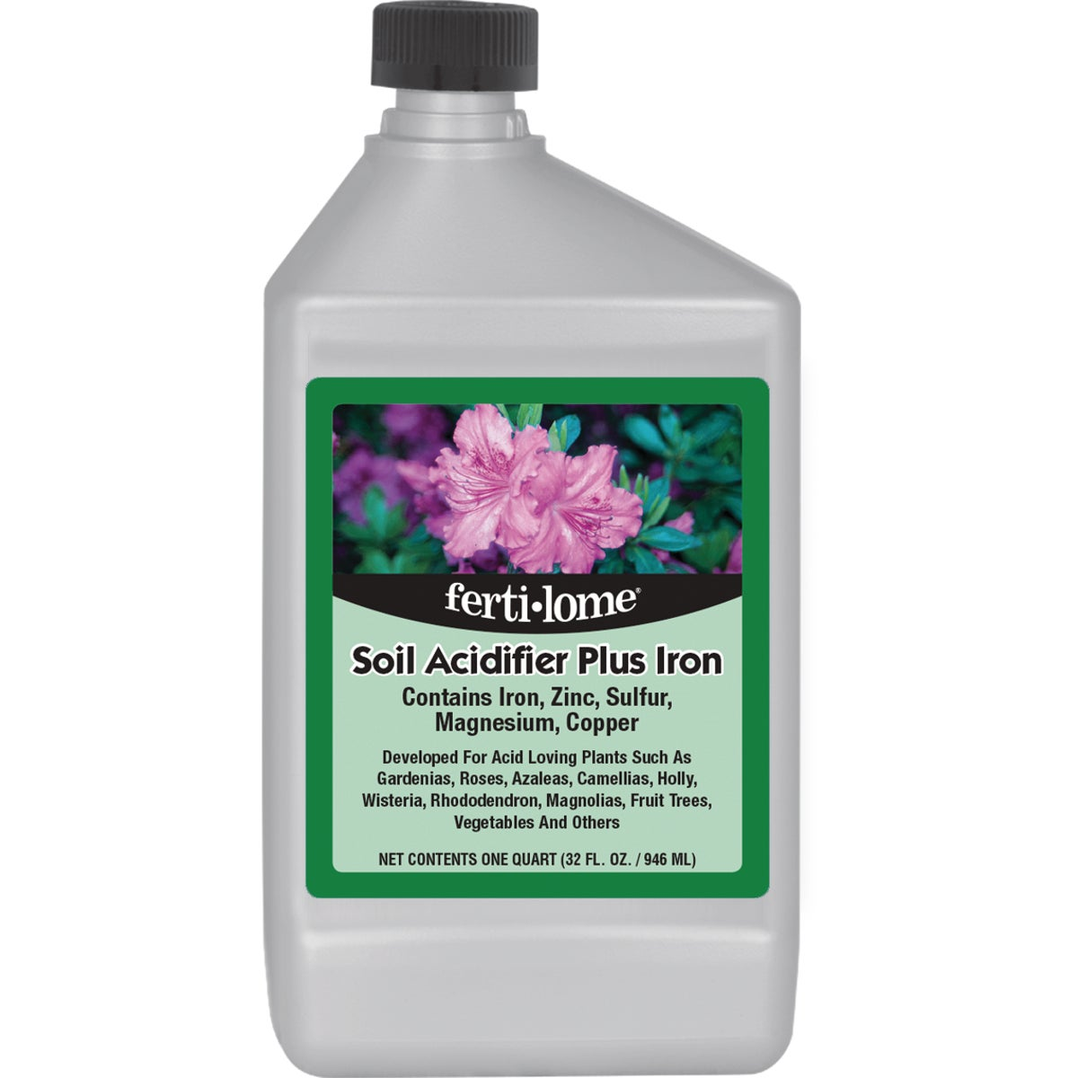 1QT SOIL ACIDIFIER - 10660 by Vpg Fertilome