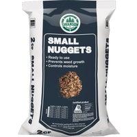 Swanson Decorative Bark Mulch Nuggets, 282010