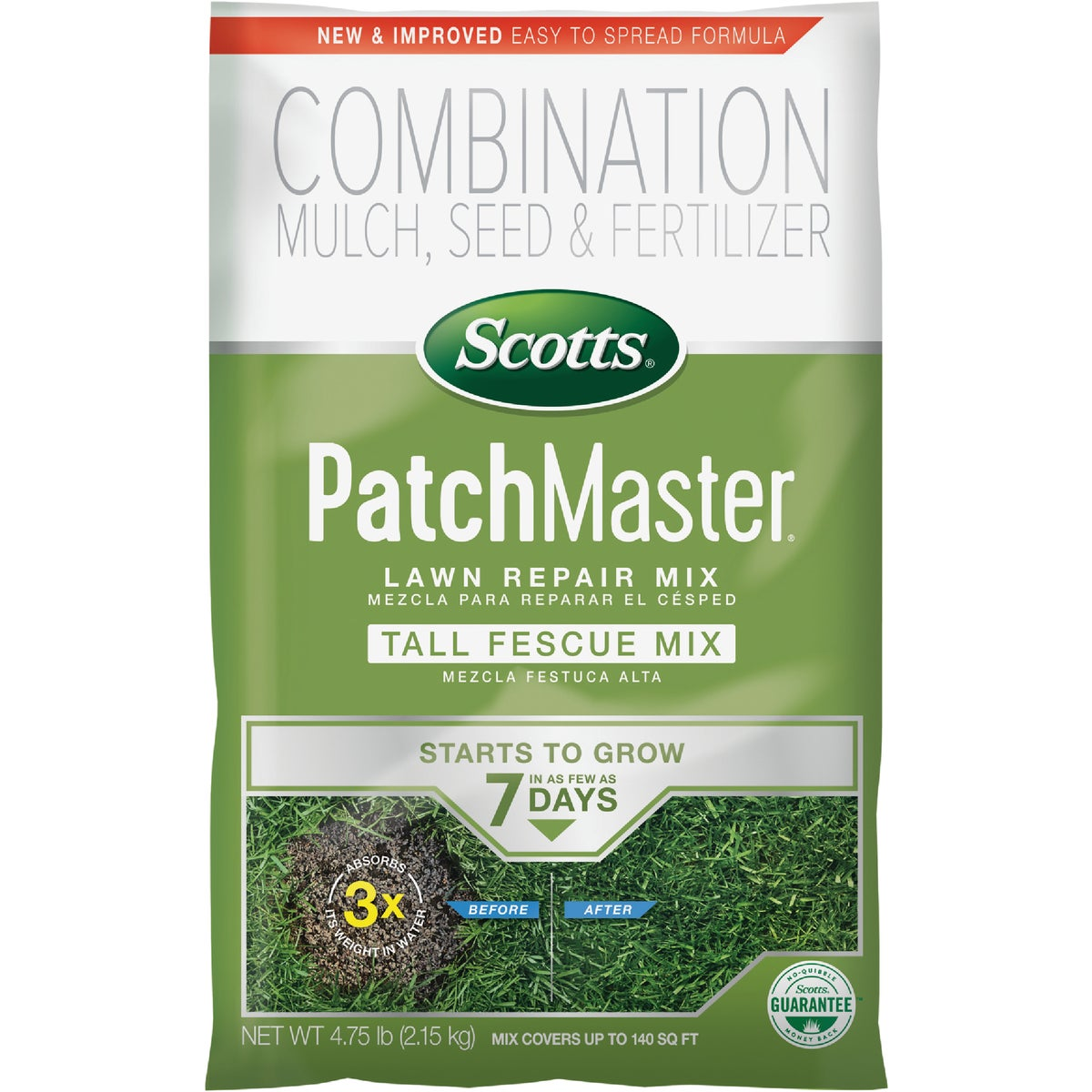 The Scotts Co. 5LB FESCUE PATCHMASTER 14950