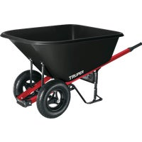 10Cu Ft Wheelbarrow