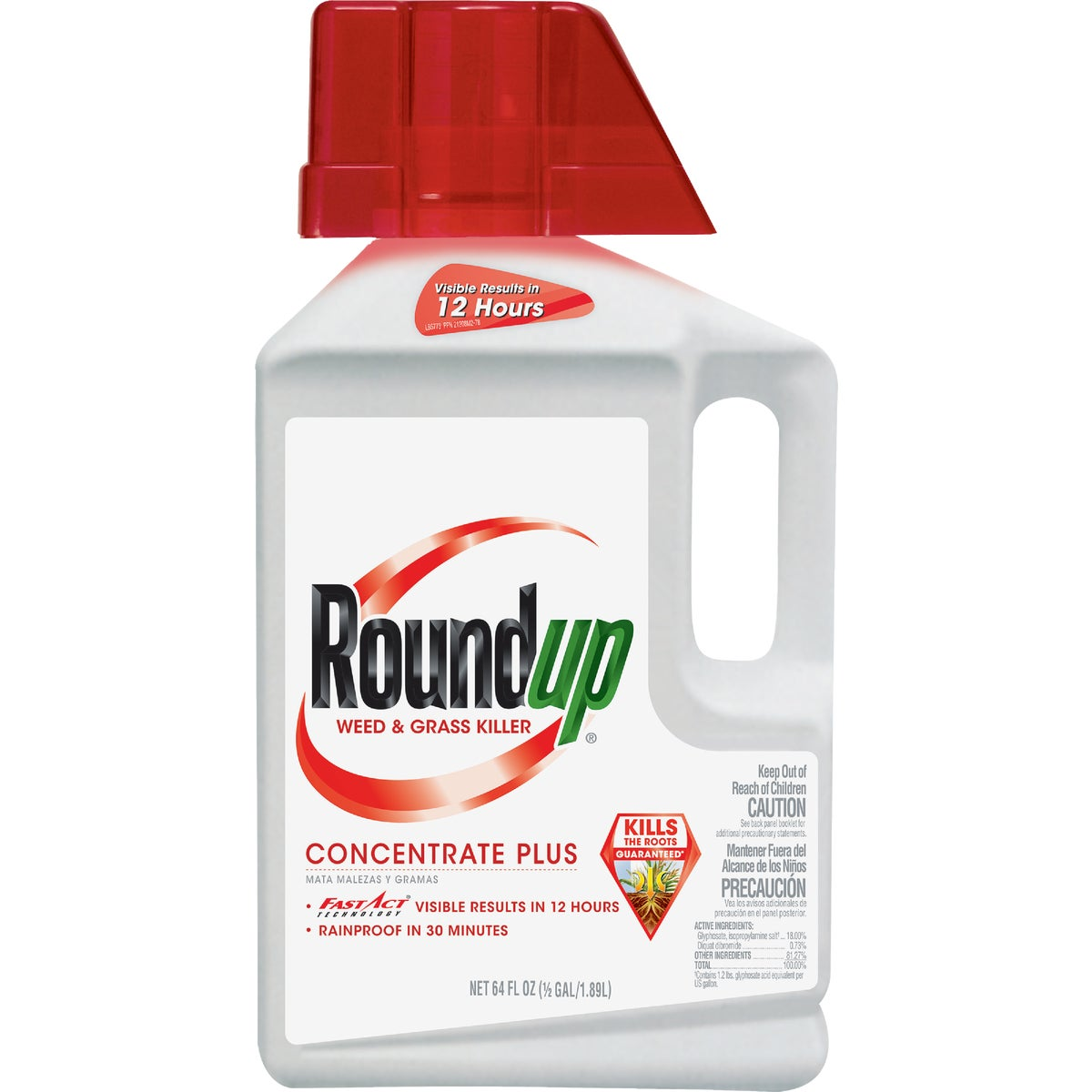 1/2GAL CONC PLUS ROUNDUP - 5006010 by Scotts Company