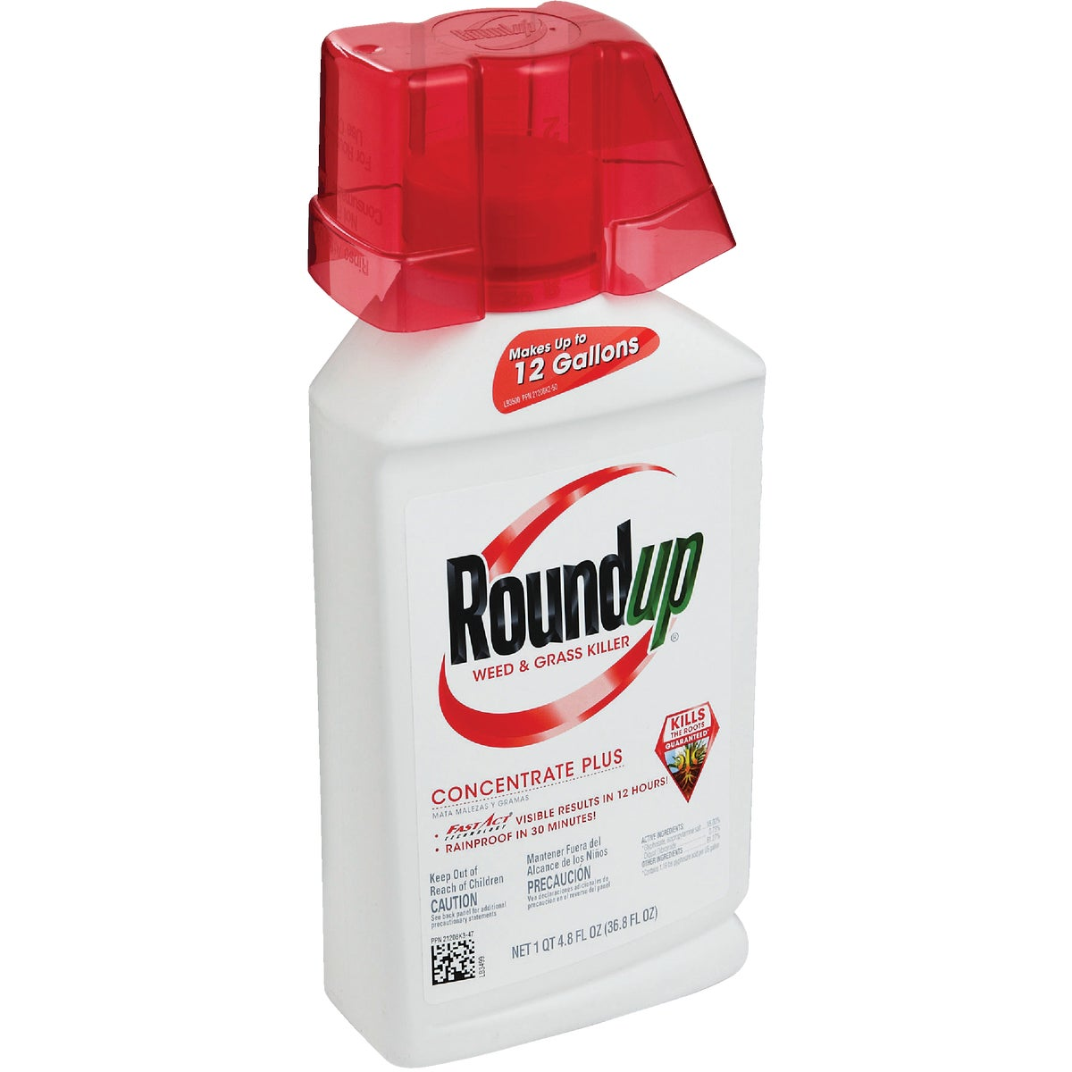 36.8 OZ CONC+ ROUNDUP - 5100610 by Scotts Company