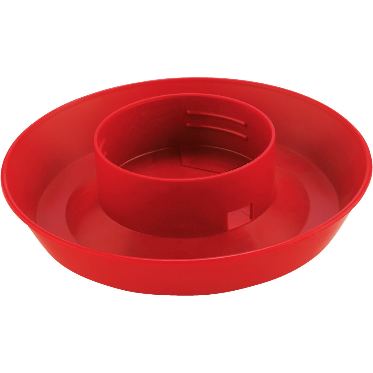 QT PLSTC FOUNTAIN BASE - 740 by Miller Manufacturing