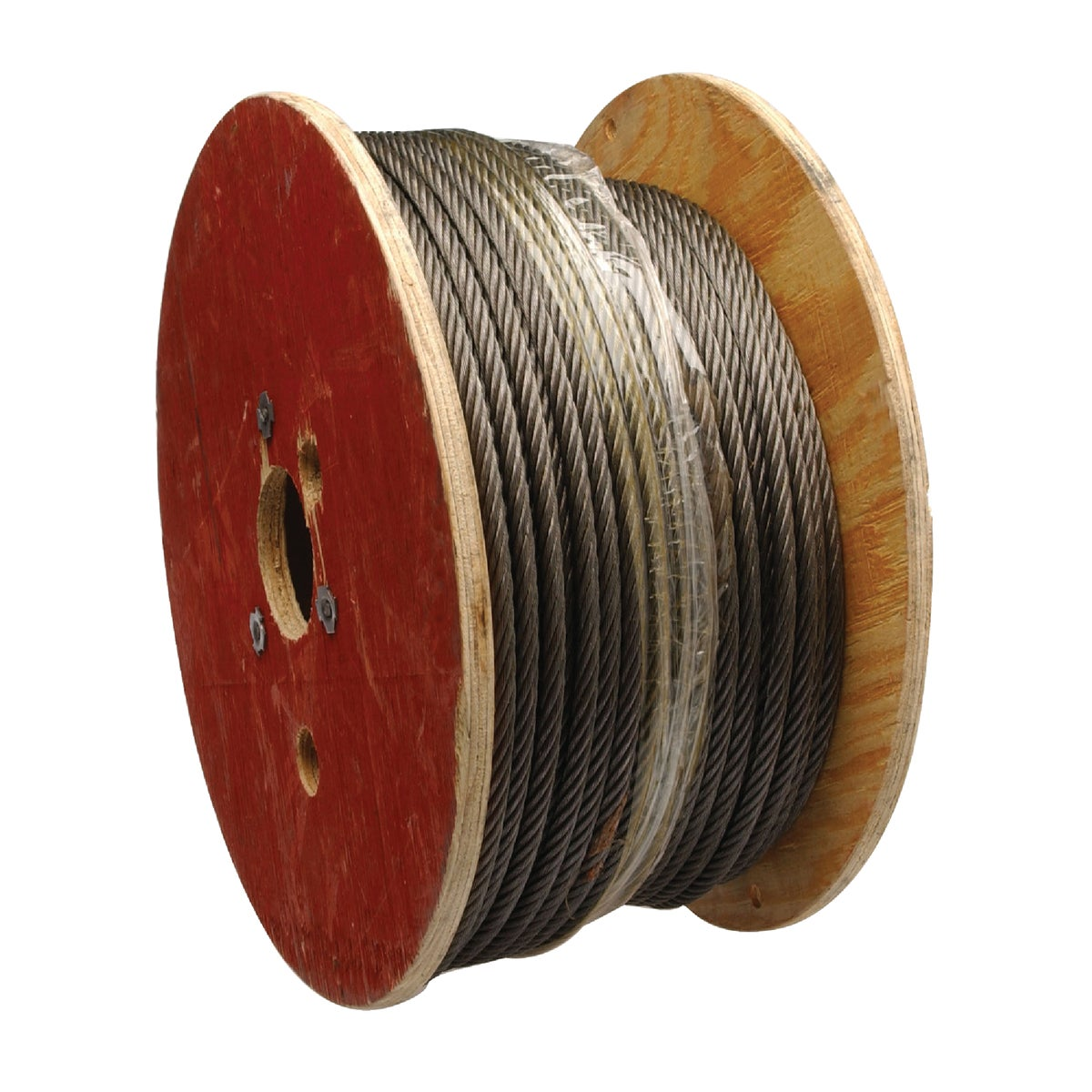 """250' 3/8"""" 6X19 WIRE ROPE"""