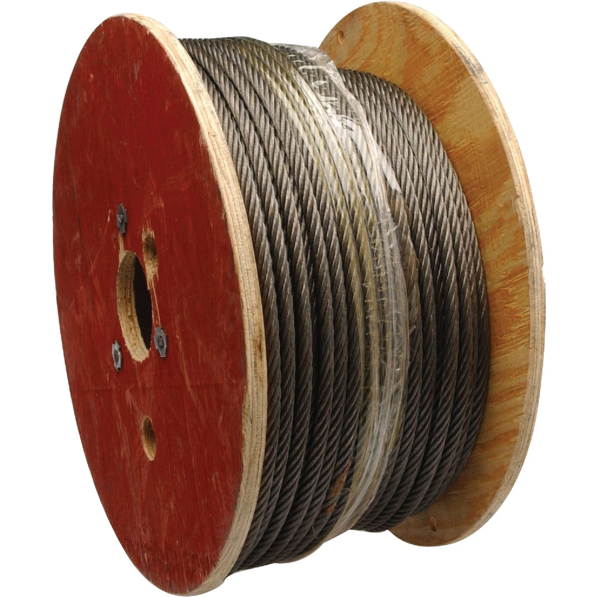 "500' 1/4"" 6X19 WIRE ROPE - 7008027 by Cooper Campbell Apex"
