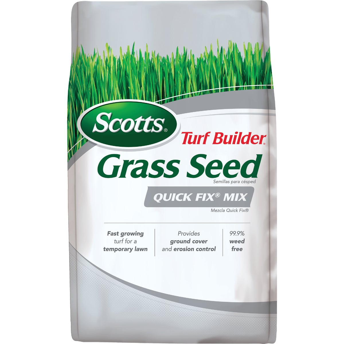 The Scotts Co. 3LB QUICK FIX GRASS SEED 18172