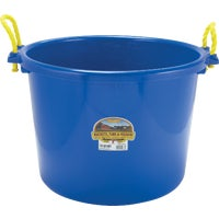 Miller Mfg. 70QT BLUE MUCK BUCKET PSB70BLUE