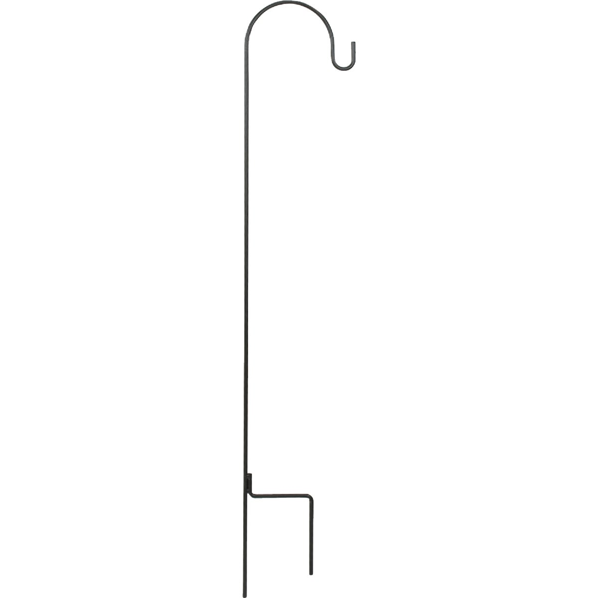"64"" BLACK SINGLE HANGER - 64SH125B by Do it Best"