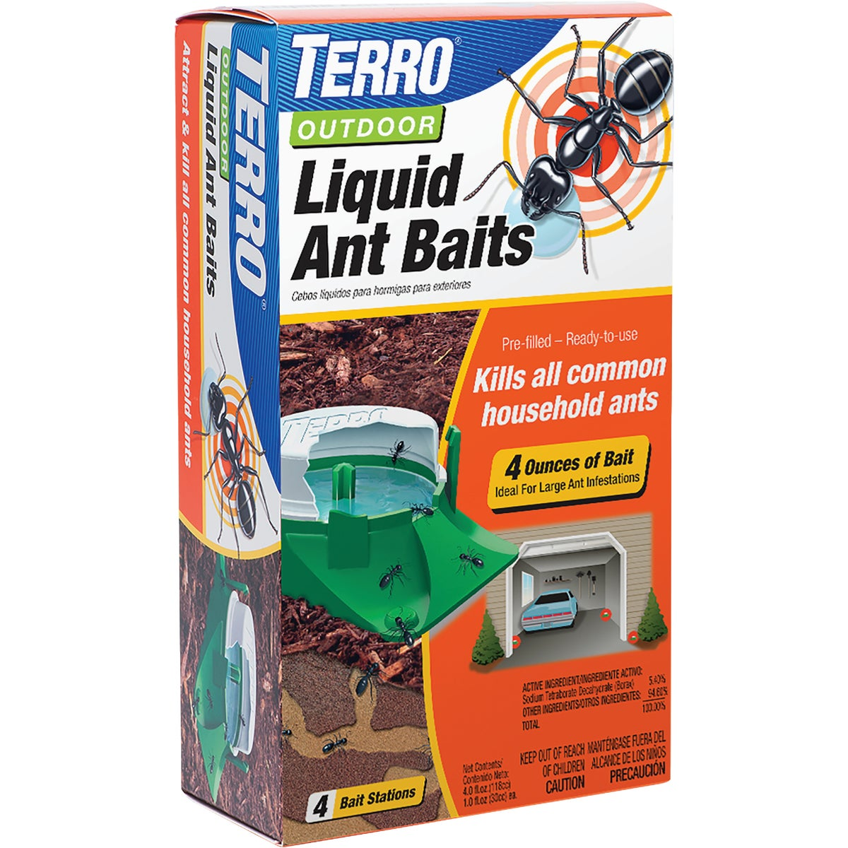 OUTDOOR ANT STAKES - T1806 by Woodstream Corp