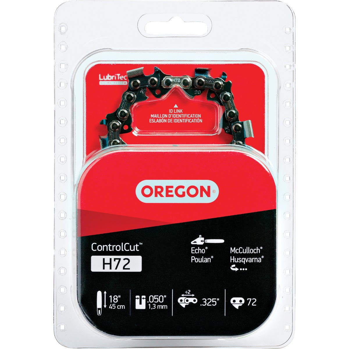 "18"" REPL SAW CHAIN - H72 by Oregon Cutting Systm"
