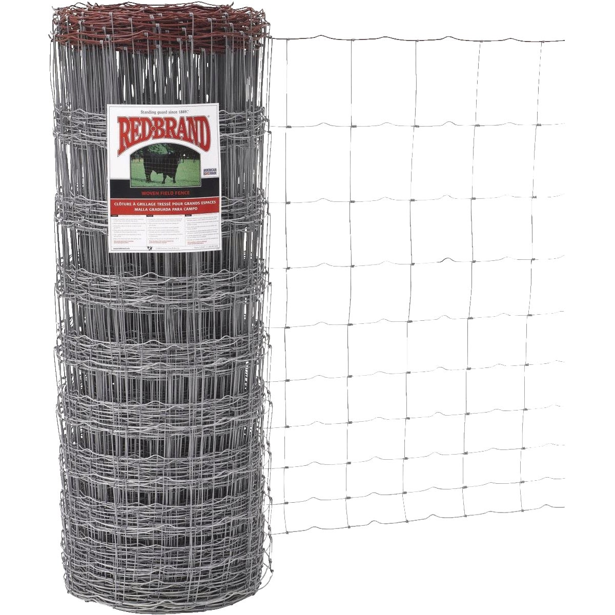 939-6-14-1/2 FIELD FENCE - 70091 by Keystone Stl & Wire
