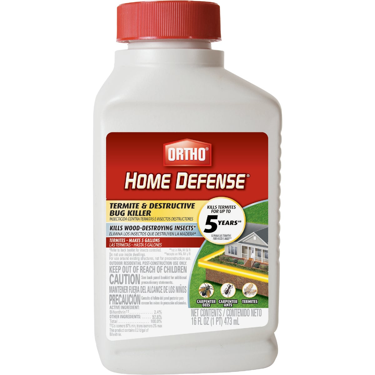 PT TERMITE/D.BUG KILLER - 0194160 by Scotts Company