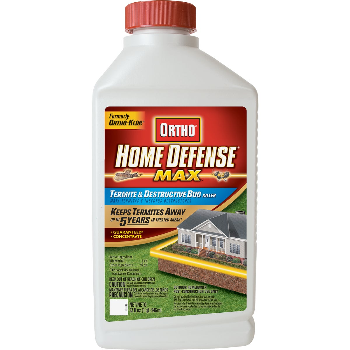 QT TERMITE/D.BUG KILLER