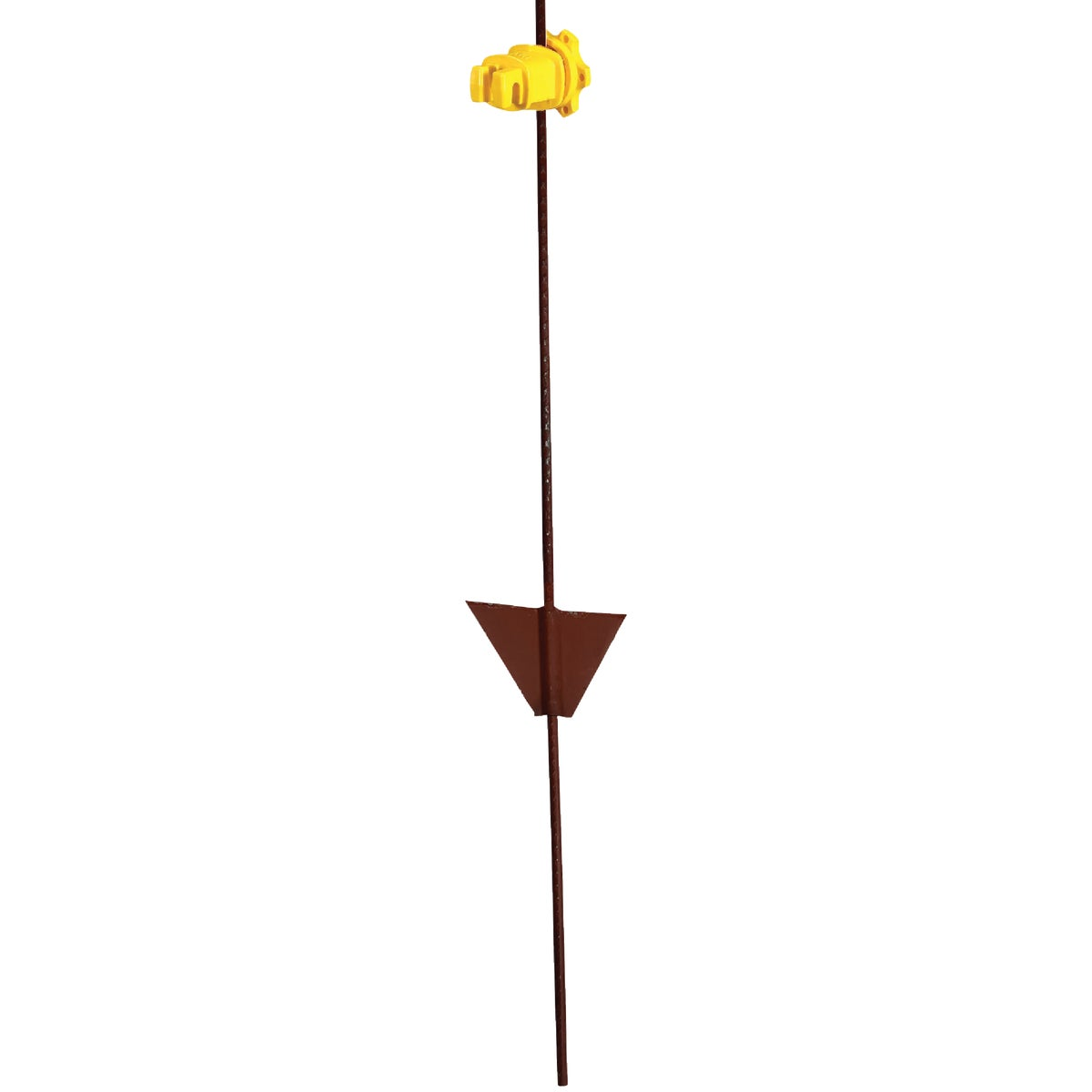 """54"""" STEEL ROD POST - 62-1W-54 by Dare Products Inc"""
