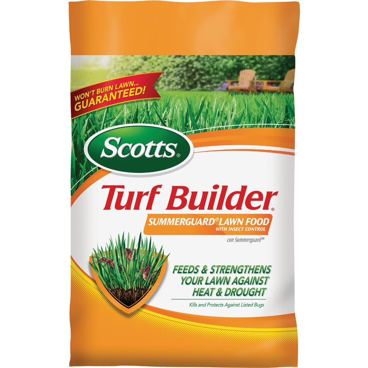 The Scotts Co. 15M W/SUMRG TURF BUILDER 38015